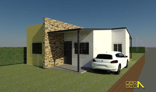 Construcción Casa Villa Bosch