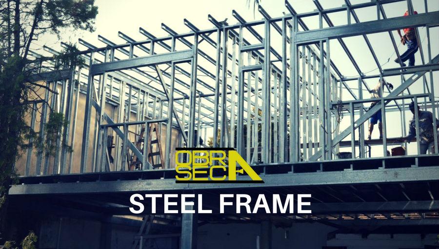 Cuanto cuesta construir una casa llave en mano steel frame for Cuanto sale hacer una pileta de cemento